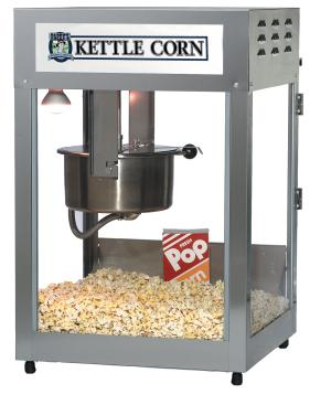 12-14 oz Kettle Corn Pop Maxx