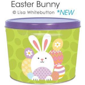 2 Gallon Easter Bunny