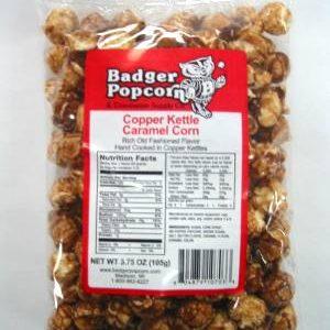 3.75 oz Copper Kette Caramel Corn, 48/Cs