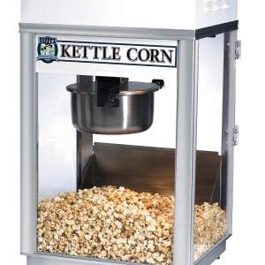 6 oz Deluxe 60 Kettle Corn Popper