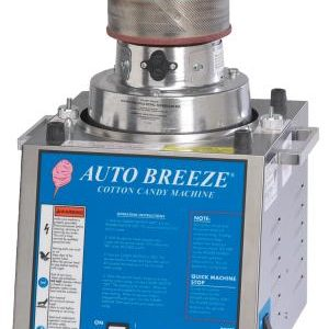 Auto Breeze Cotton Candy Machine
