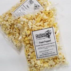 Badger 1.5 oz Fresh Pop Movie Theatre Style Popcorn, 50/case