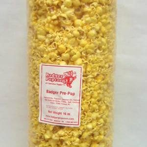 Badger Buttered Popcorn, 1.5 lb