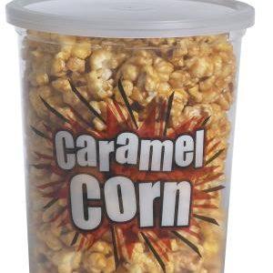 Caramel Corn Tubs 500/Cs