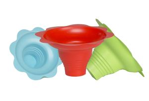 Flowered Sno-Kone Cups - 4 oz, 600/case