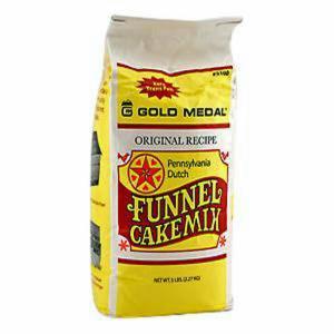 Funnel Cake Mix, 1-5 Lb
