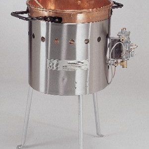 Gas Candy Apple Stove