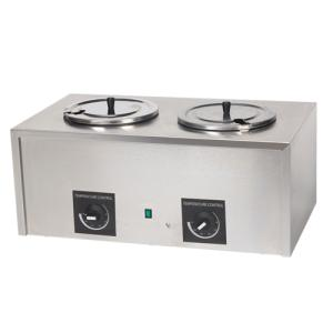 High Output Twin Caramel Warmer