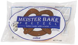 Meister Bake Pretzels