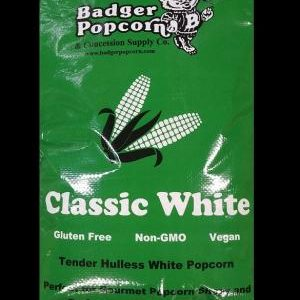 Popcorn Seed, Classic White 50 lb Bag